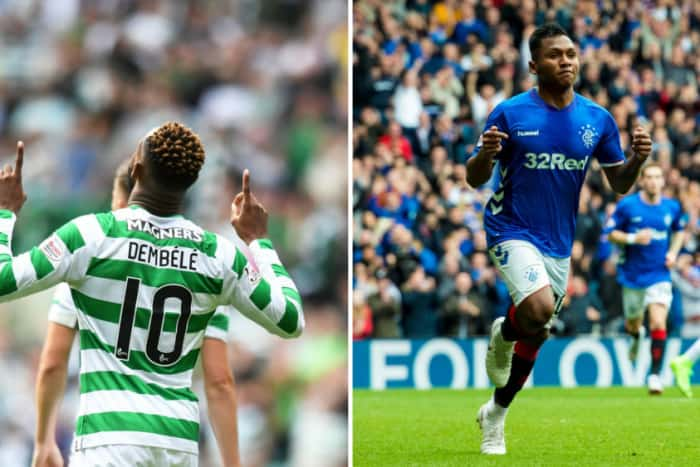 Alfredo Morelos hasn't scored v Celtic? Who cares!
