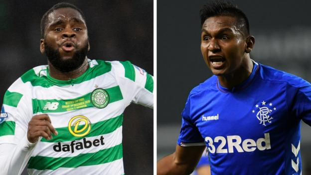 Morelos and Edouard shocker on eve of Old Firm