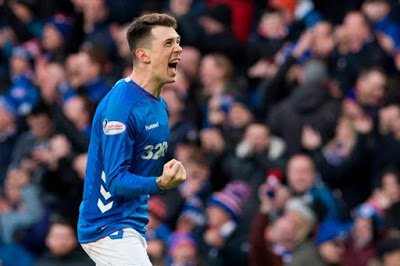 Could Rangers have a second GIRUY on Sunday?