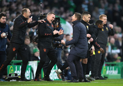 """""""His greatest 90"""" – ratings after a giant afternoon at Parkhead"""
