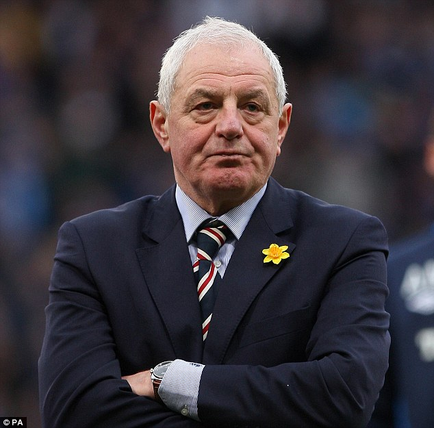 """""""Walter was the same"""" – Rangers fans point to the Grand Master"""