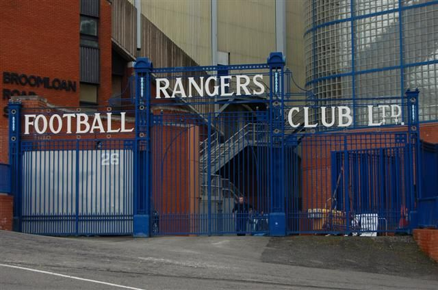 Is Rangers man guilty of 'taking the money'?