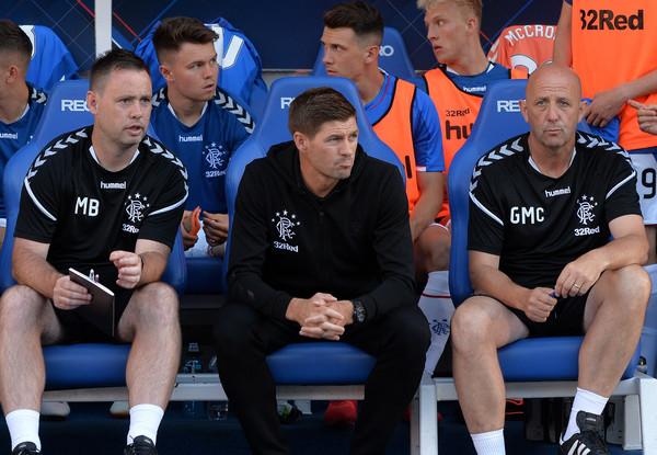Has Steven Gerrard just made a big mistake?
