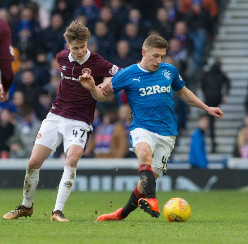 Greg Docherty will be beyond gutted at latest Rangers developments