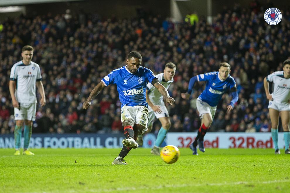 """Absymally brilliant"" – Rangers star's absolute shocker"