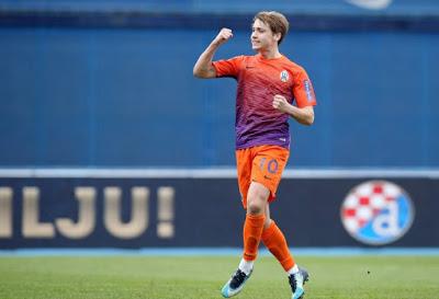 Rangers linked with January move for Croatia international