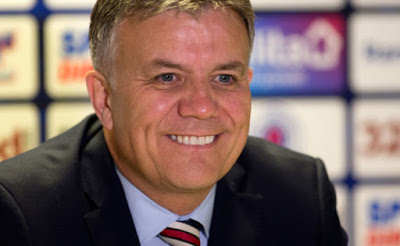 Is Mark Allen to blame for Rangers' lost millions?