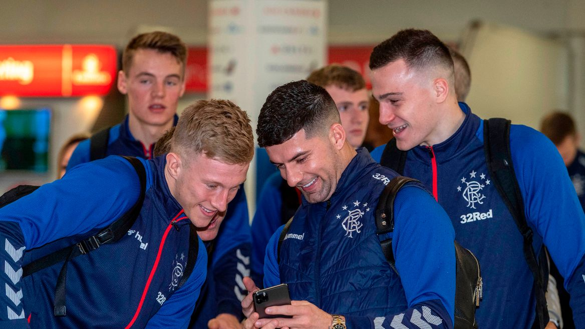 Could Dubai surprise indicate a second chance for Rangers man?