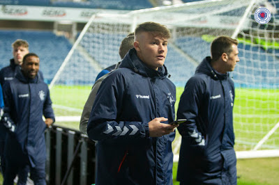Have the future stars of Ibrox just risen?