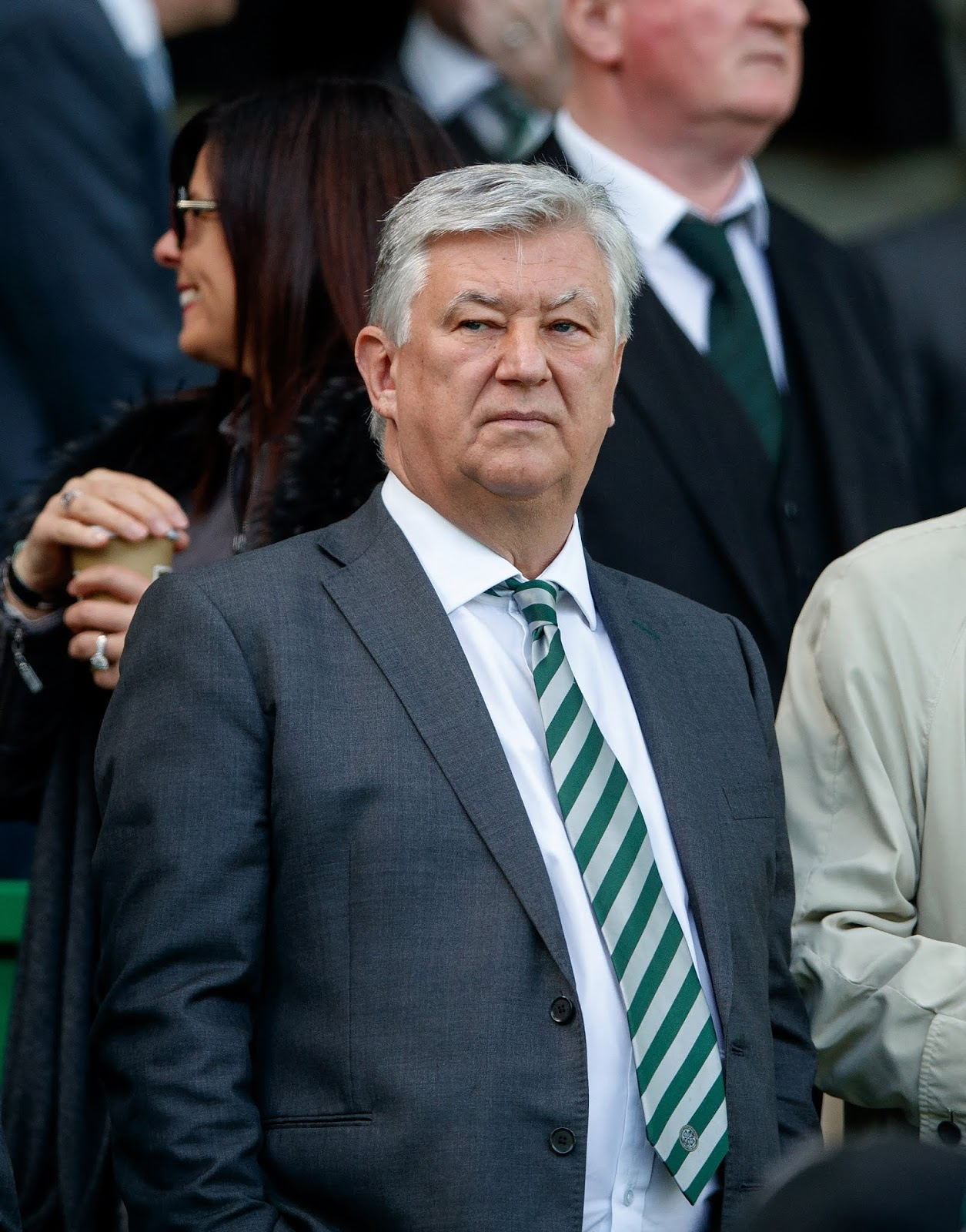 Parkhead payroll for the SFA