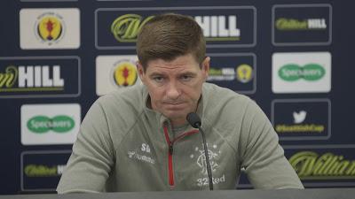 Steven Gerrard delivers transfer blow for Rangers fans