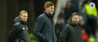 Steven Gerrard reveals major issue at Ibrox