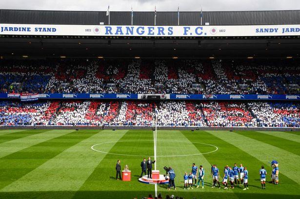 Rangers fans choose between 55 & UEL – surprise result?