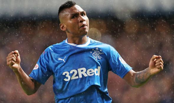 Rangers have a big problem with Alfredo Morelos