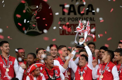 There is no reason Rangers can't beat Braga….