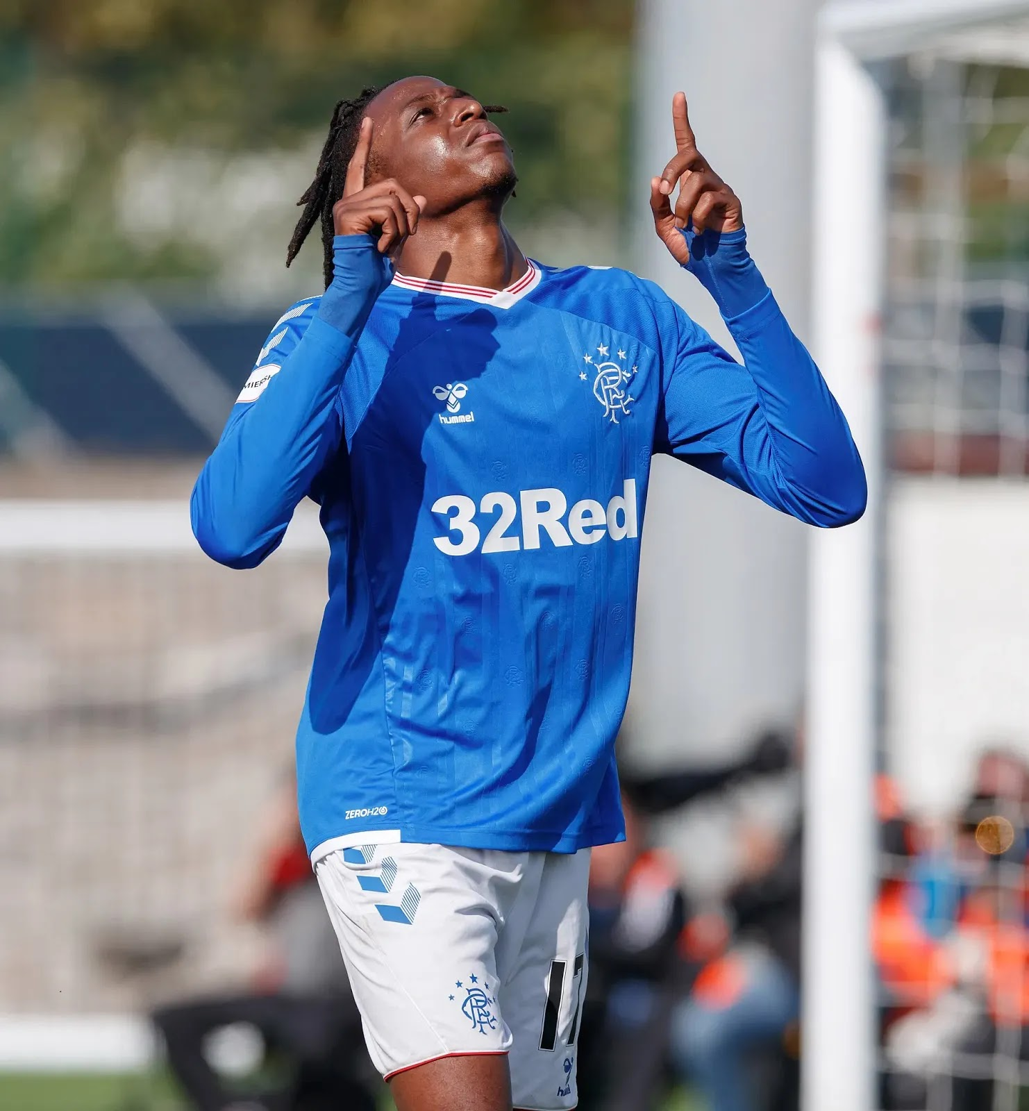 Controversial – has Rangers summer signing let his team mates down?