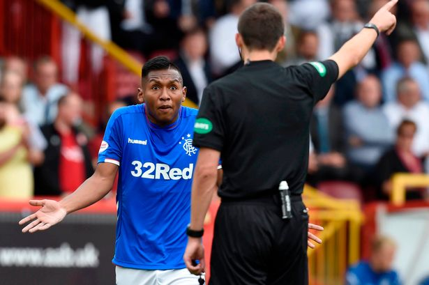 Ibrox Noise Investigation – the truth about referee bias revealed