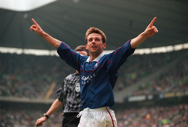Former Rangers hero may just have cracked huge Ibrox puzzle…