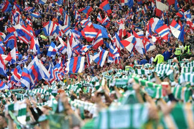 The true gulfs between Rangers and Celtic – exposed