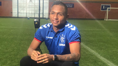 75% of Rangers fans want to sell Alfredo Morelos