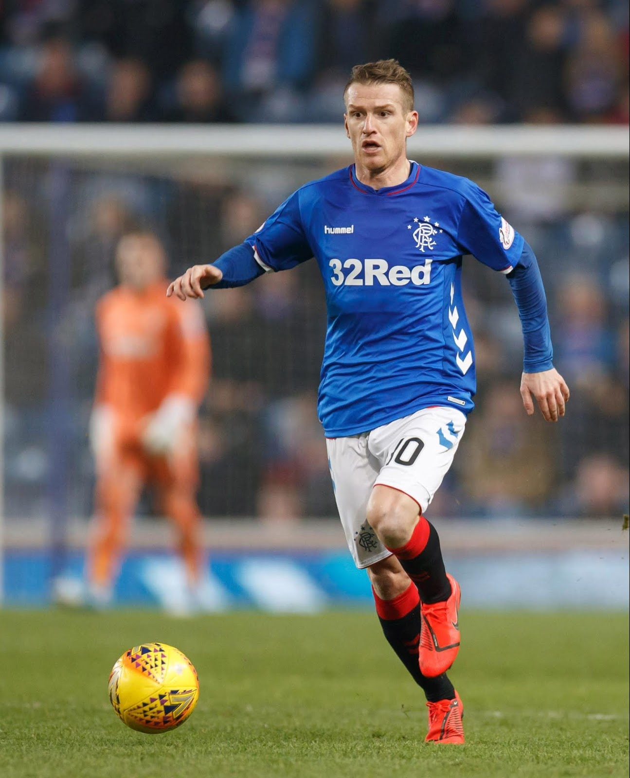 Some Rangers fans want star dropped – shock reaction
