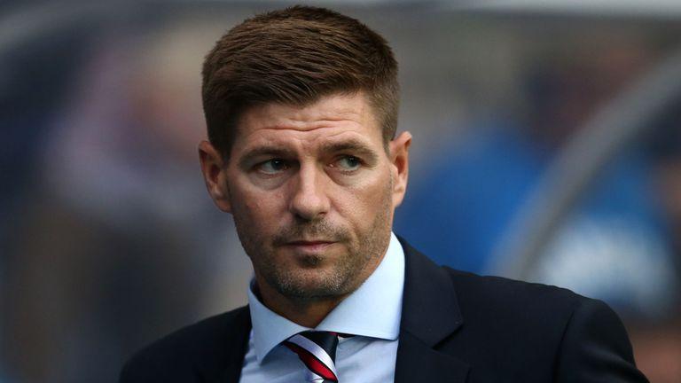 Rangers winger appears to take subtle dig at Gerrard