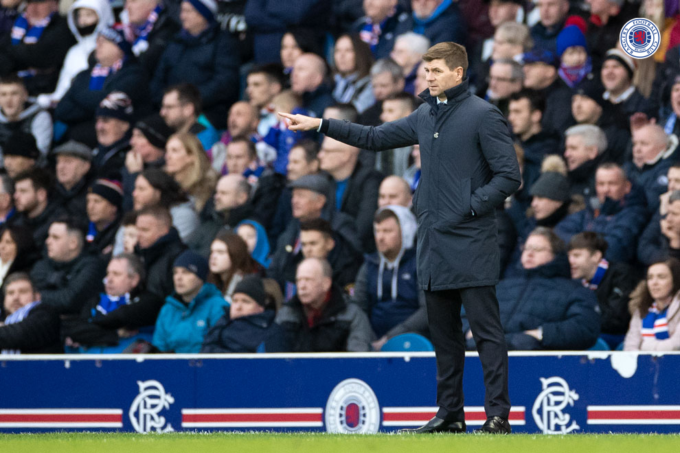 Player ratings on another dire afternoon at Ibrox