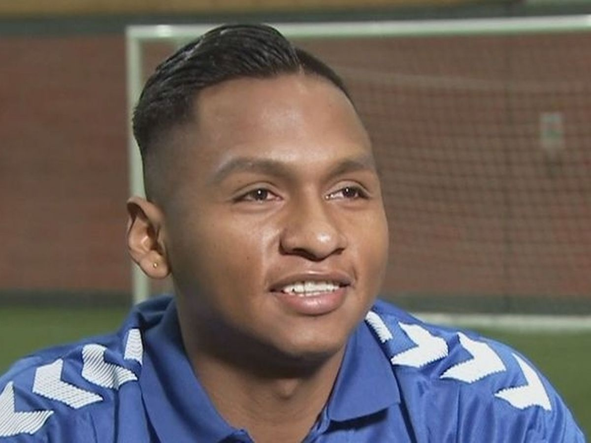 Some Rangers fans got it wrong about Alfredo Morelos