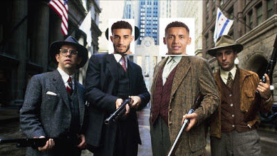 The Untouchables at Ibrox