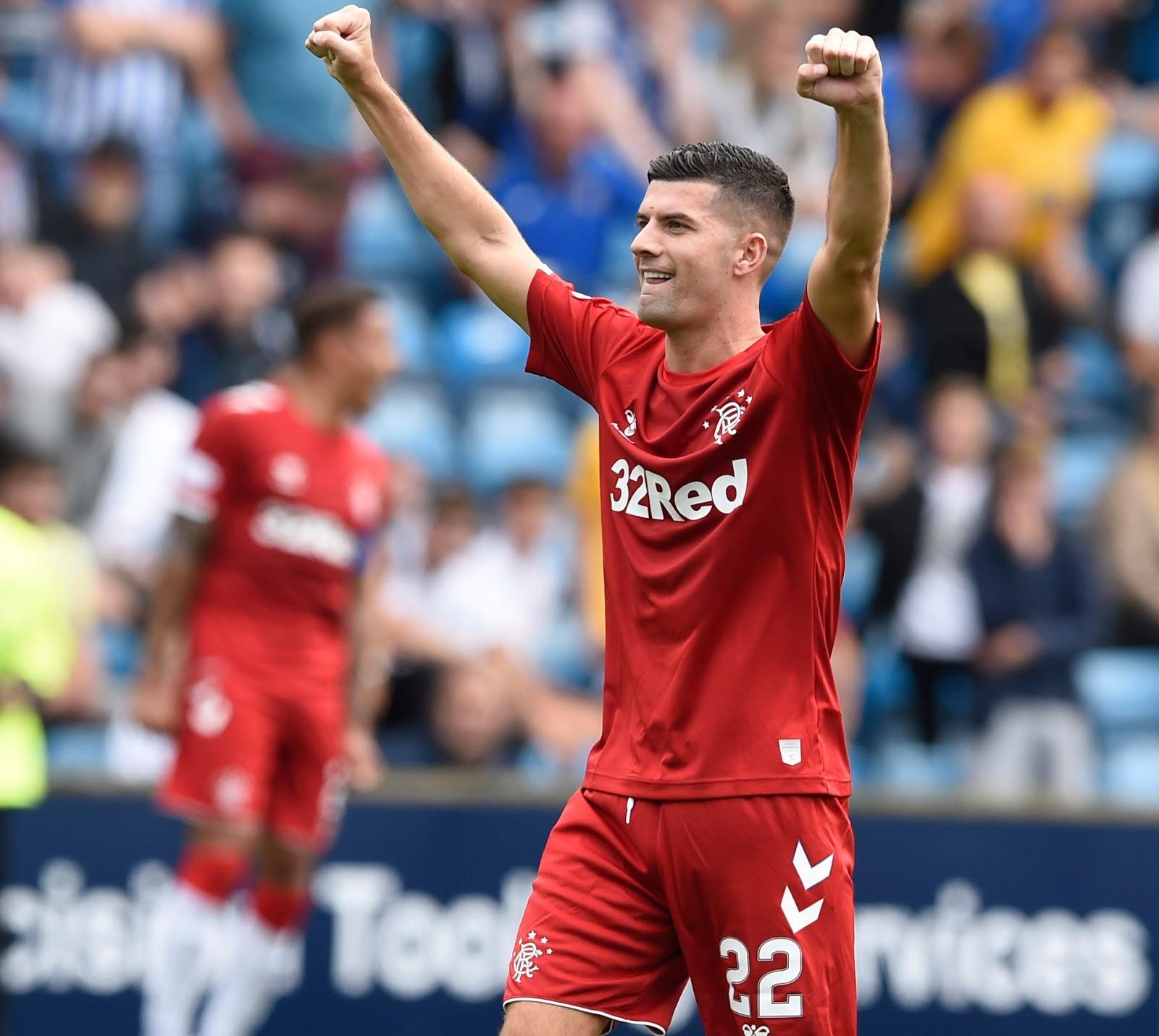 Gerrard finally caves and Rangers benefit