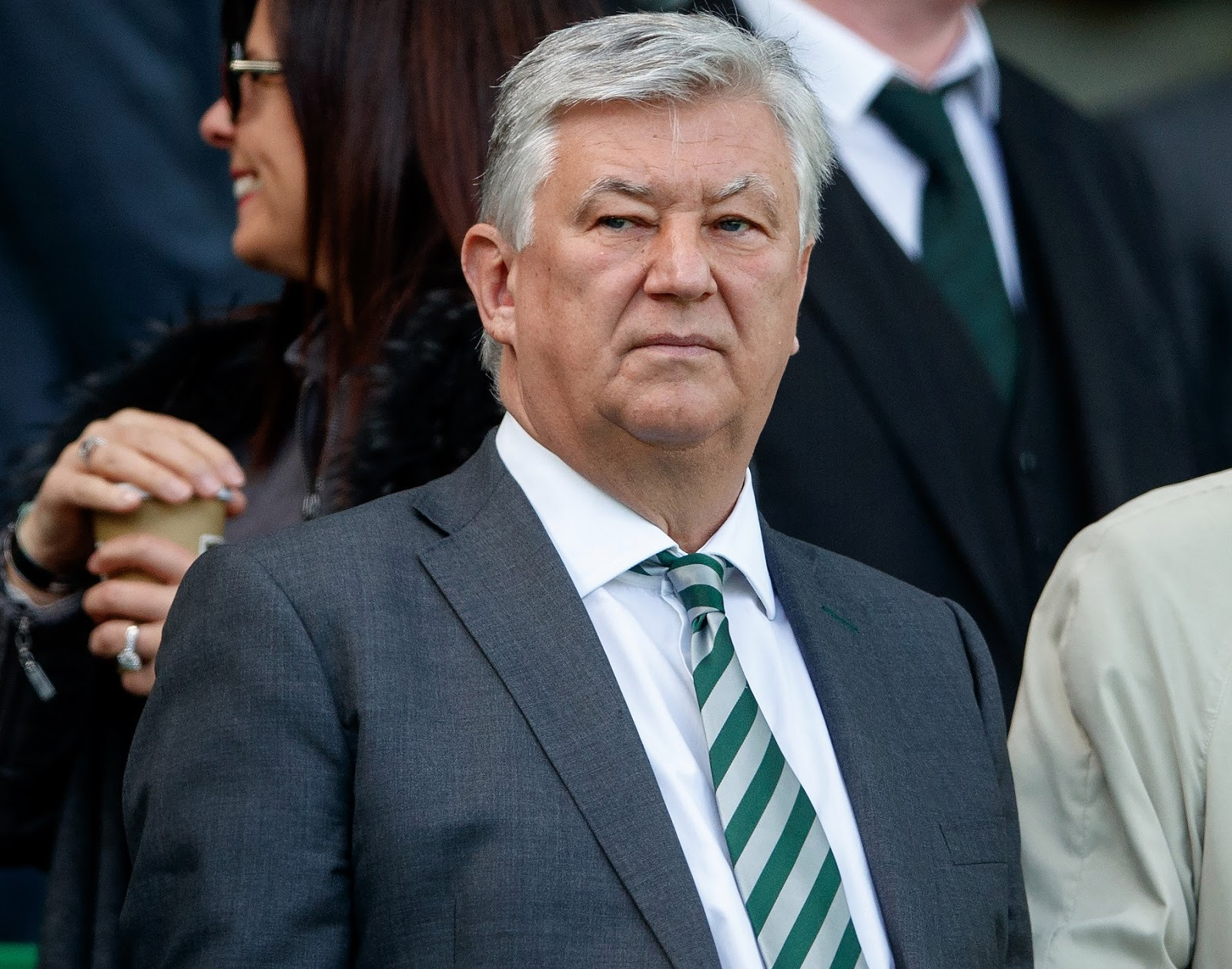 Lawwell's 'poor taste' and ill-judged comment unwanted