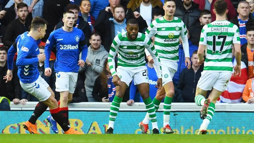 Rangers' giant win v Celtic – match ratings