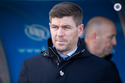 Rangers fans don't agree with Stevie G on attacker