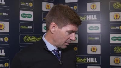 It's over for Steven Gerrard