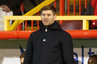The influence of Steven Gerrard?
