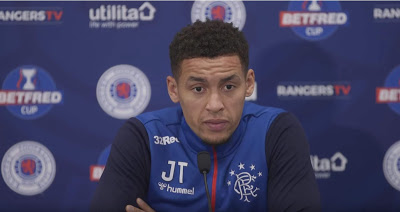 James Tavernier has been getting away with it