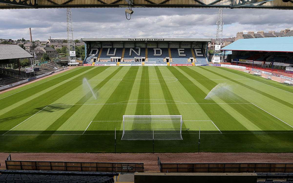 A bargaining chip as Dundee confirm league reconstruction