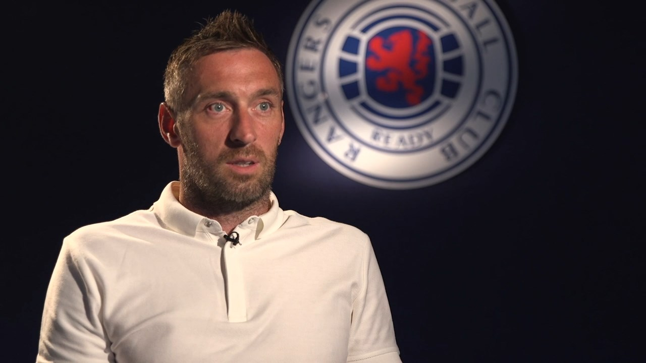 Allan McGregor appears to have made a very strange choice