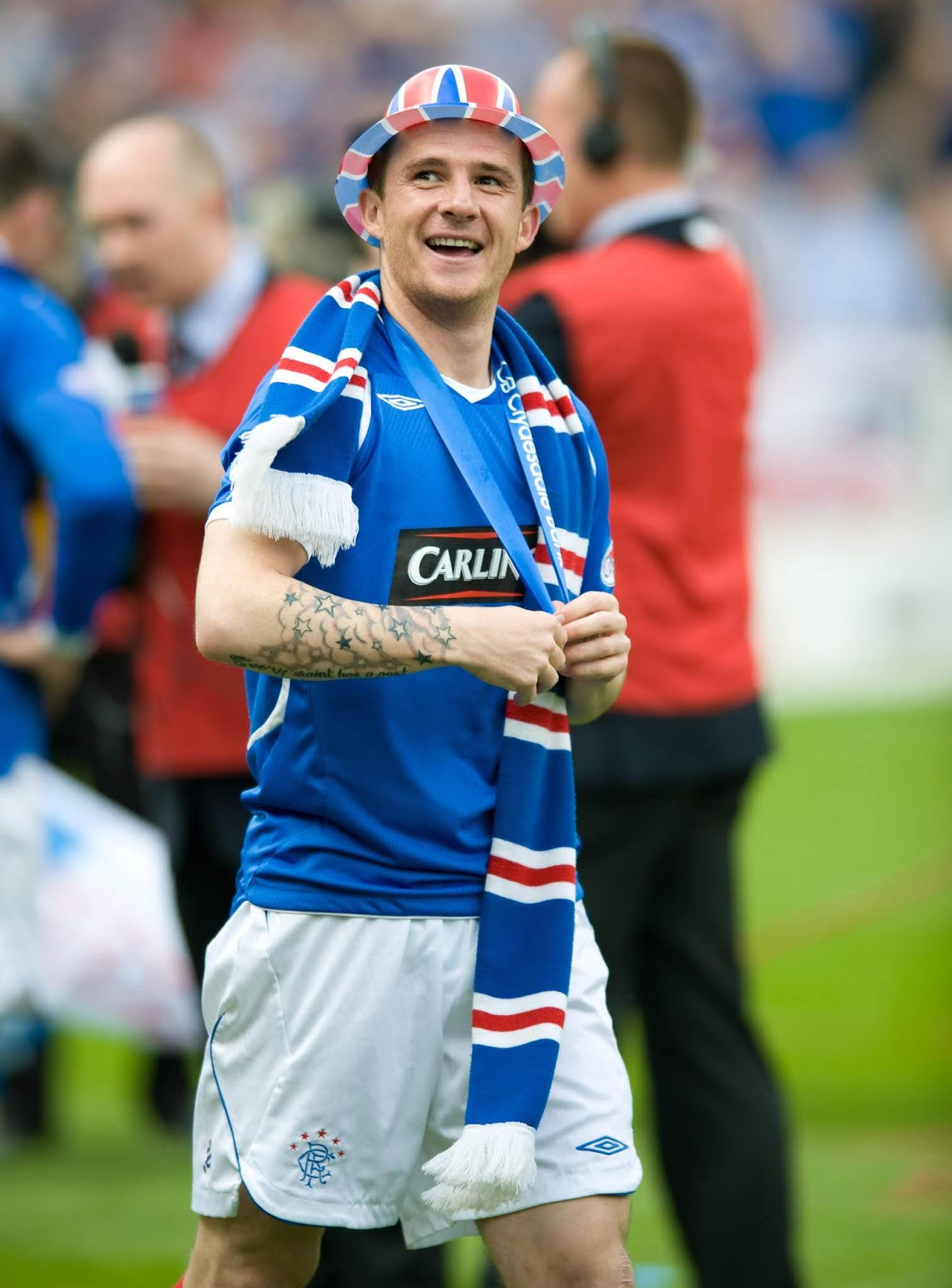 Rangers legend makes hugely controversial demand…