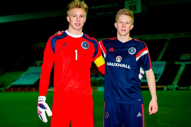 Rangers could build future around two of our own