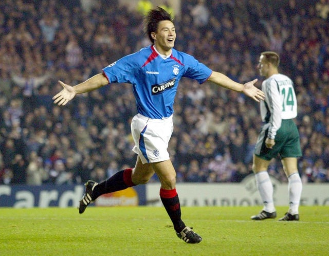 The Greatest Rangers striker that never was