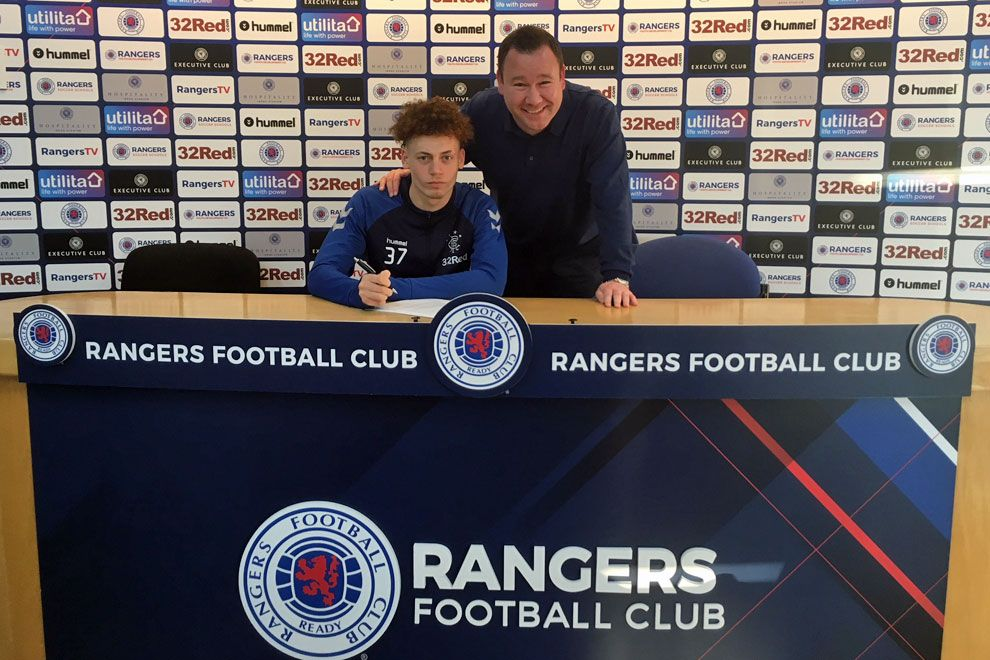 Why do Rangers ignore our youth talent?