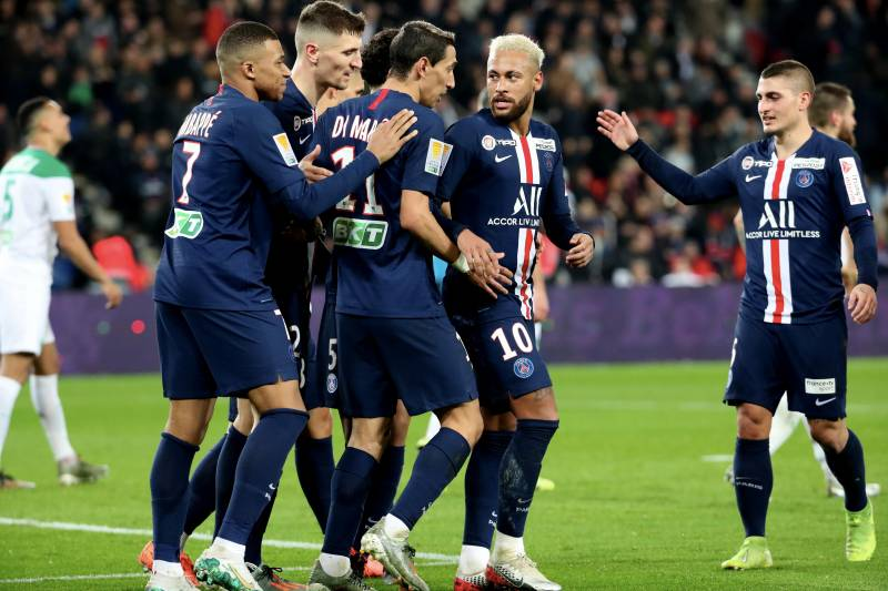 PSG (and Liverpool) have thoroughly shamed Celtic