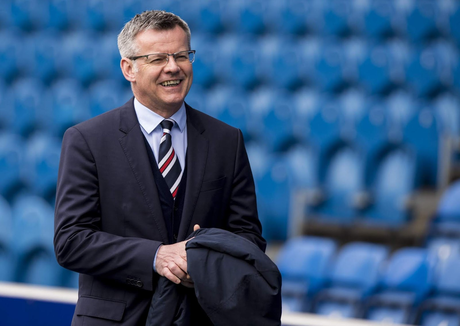 Rangers ready for dogfight with SPFL