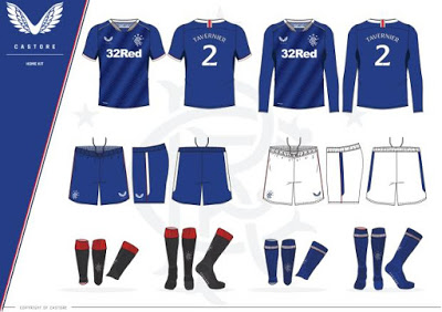 New Rangers shirt could break all records
