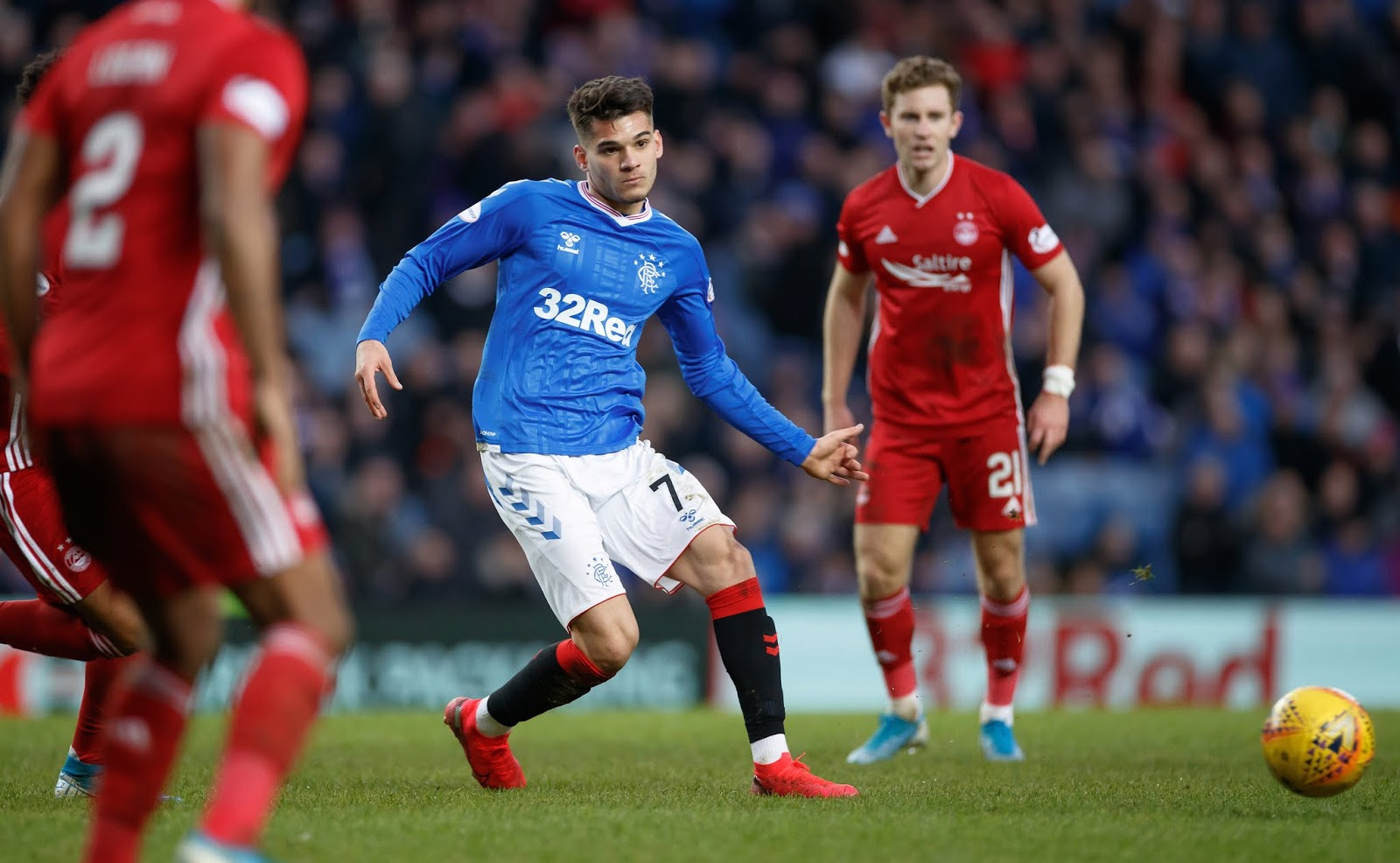 European giants pull out of pursuit for £10M Rangers man
