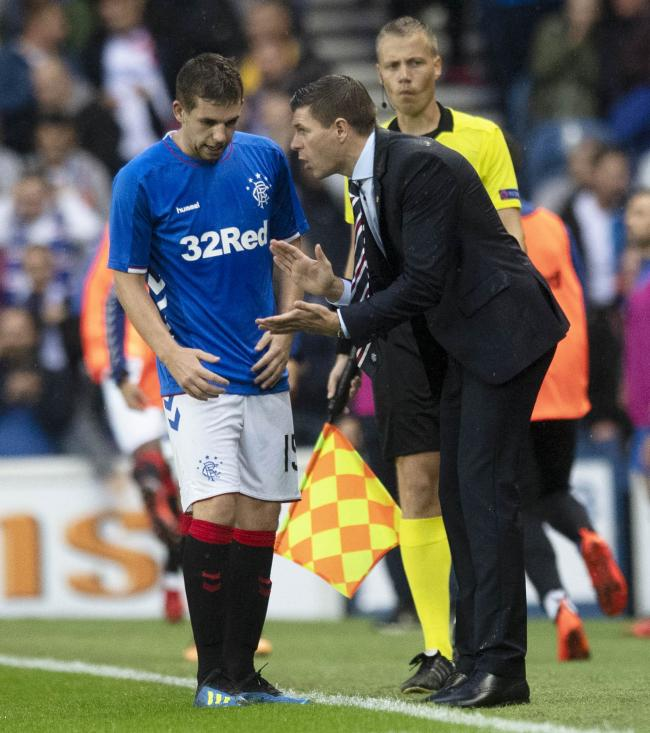 As two men depart Ibrox, it leaves a massive problem for Stevie