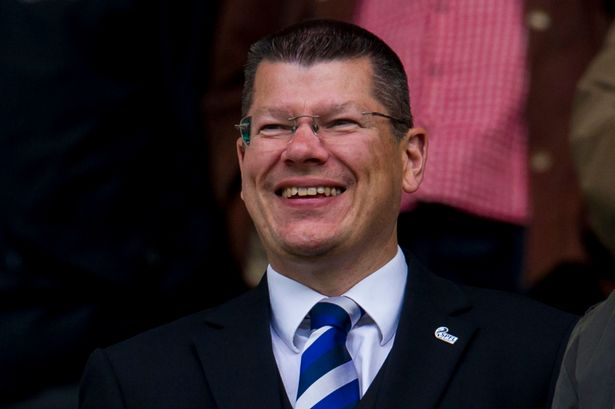 There's a 'twist' over these Rangers bullying claims…