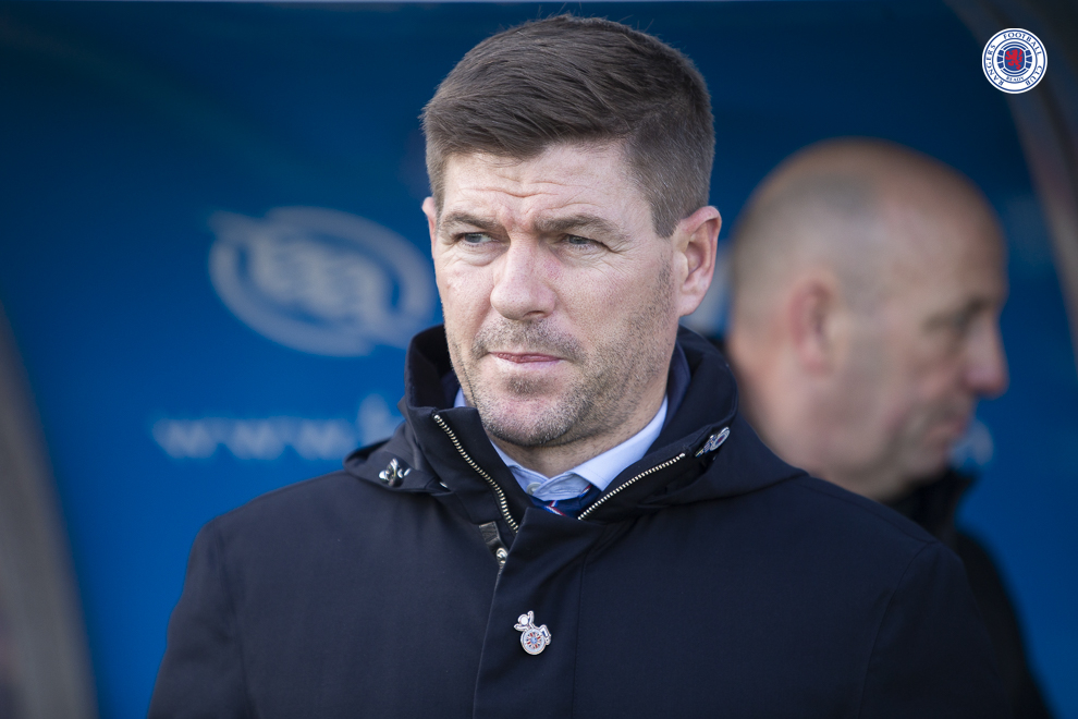 """""""Strange"""" – Gerrard's shock hint might disappoint Rangers fans"""