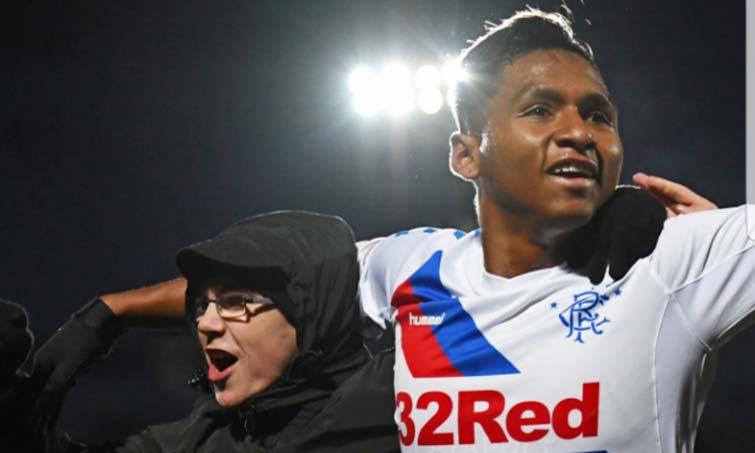 £15M bidding starts four-team battle over Alfredo Morelos